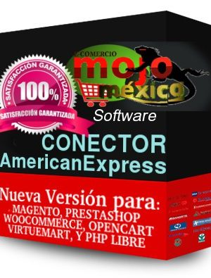 Pasarela de Pago AmericanExpress 3D Woocommerce