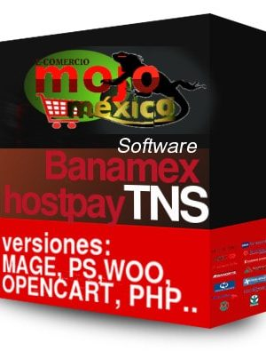Plugin TNSBanamex HostPay Prestashop