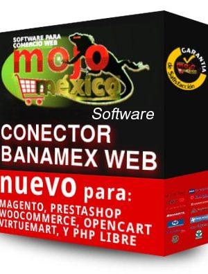 Pasarela de pago Banamex ZenCart