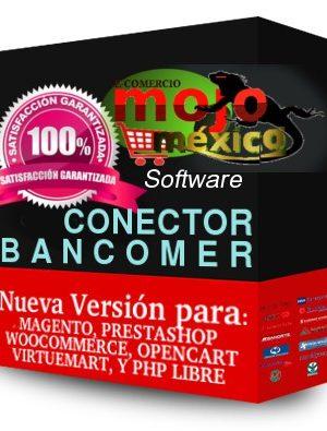 Pasarela de pago Bancomer 3D Woocommerce