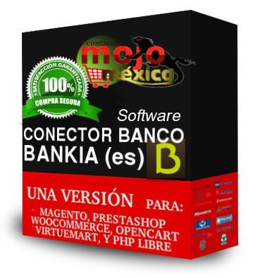 Pasarela de pago Bankia Prestashop