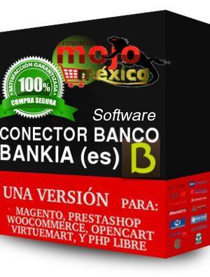Pasarela de pago Bankia Opencart