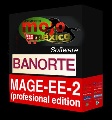 Pasarela de pago Banorte Magento EE2