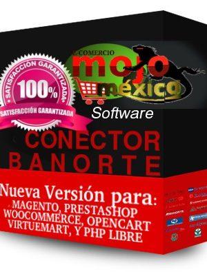 Pasarela de pago Banorte 3D-Security VirtueMart