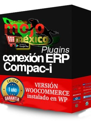 Conector Woocommerce y Compac-i