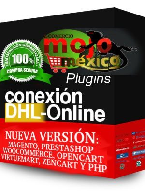 Conector DHL Emision Guia Online Woocommerce