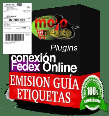 Conector Fedex Guia extension