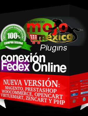Conector Fedex Online Tiendas Web