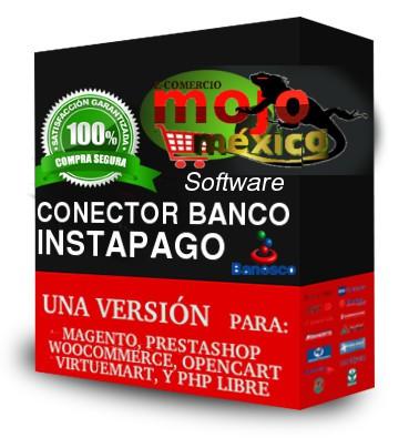 Conector Banesco Instapago MagentoCE 1