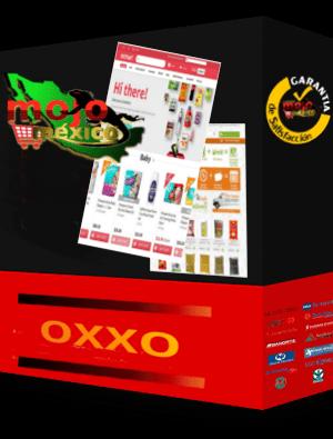Pasarela de pago Oxxo y tiendas de conveniencia