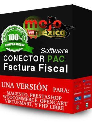 Conector Factura FIscal PAC Magento