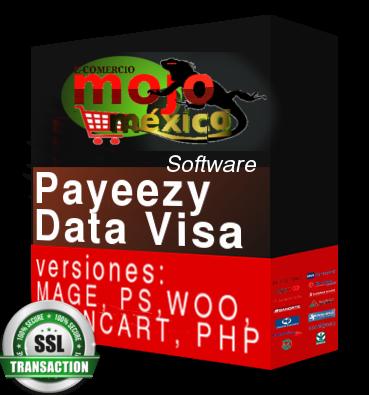 Pasarela de Pago Payeezy First Data Magento2