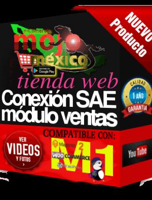 Conector MagentoCE - SAE Modulo1 Ventas