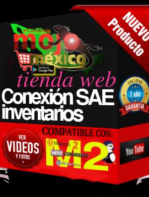 Conector MagentoCE -SAE Modulo2 Inventarios