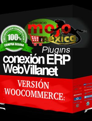 Conector Woocommerce y WebVillanett