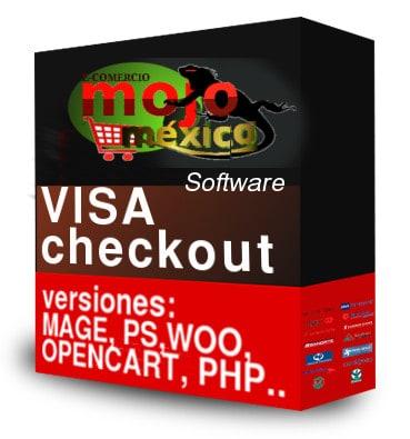 Pasarela de Pago VisaCheckout Tienda Web